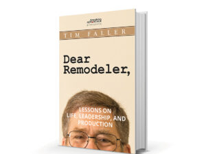 Dear Remodeler by Tim Faller