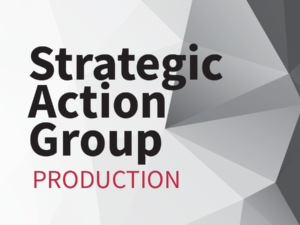 Production Strategic Action Group