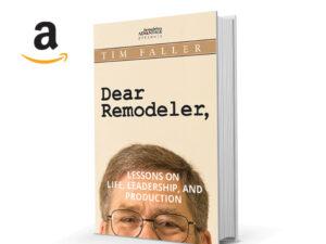 Dear Remodeler,