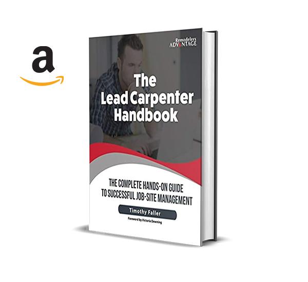 Lead Carpenter Handbook