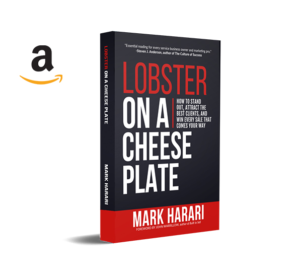 Lobster on a Cheese Plate book