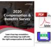 Compensation & Benefits Report Data & Charts 2020
